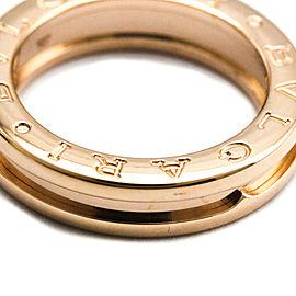 BVLGARI 18K Pink Gold B-ZERO1 XS Ring