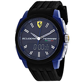 Ferrari Scuderia Men's Aerodinamico Watch