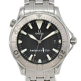 OMEGA Seamaster 300M America's Cup 2533.50 WGBezel Automatic Men's Watch
