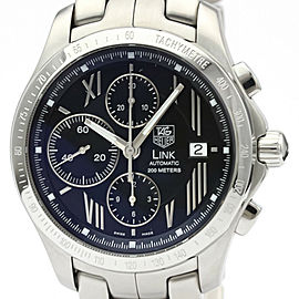 TAG HEUER Link Stardust Chronograph LTD Edition Watch CJF211N