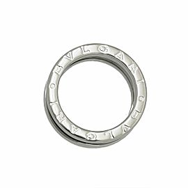 BVLGARI 18K white gold B-ZERO 1 Ring