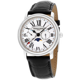 Frederique Constant Classics FC270M4P6 Stainless Steel White Dial 40mm Mens Watch