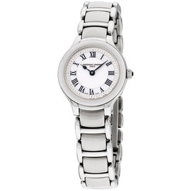 Frederique Constant Classics FC306MC3ER6B Stainless Steel Mother Of Pearl Dial 33mm Womens Watch