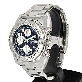 BREITLING Avenger II A13381 black Dial Automatic Men's Watch