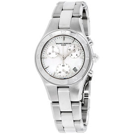 Baume & Mercier Linea M0A10012 Stainless Steel 32mm Womens Watch