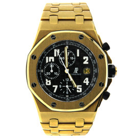Audemars Piguet Yellow Gold Royal Oak Offshore
