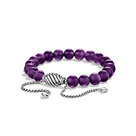 David Yurman Spiritual Beads Bracelet with Amethyst