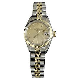 Rolex Date 69173 26mm Women Watch