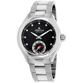 Alpina Horological Smartwatch AL285BTD3C6B Stainless Steel 39mm Quartz Women Watch