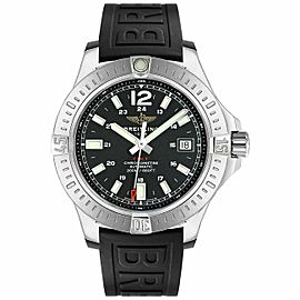 Breitling Colt 44MM Men's Black Watch