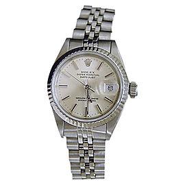 Rolex Datejust 69174 26mm Womens Vintage Watch