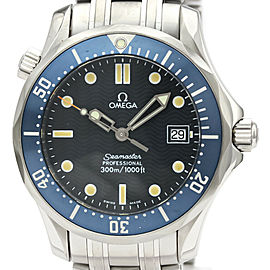 OMEGA Stainless steel Seamaster Professional 300M Watch