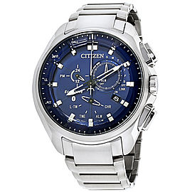 Citizen Proximity Pryzm BZ1021-54L Stainless Steel Quartz 48mm Mens Watch