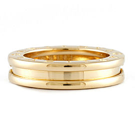 BVLGARI 18K yellow gold B-zero.1 Bundling Ring CHAT-981