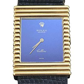 Rolex Vintage Cellini 4012 24mm Mens Watch
