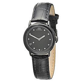 Rue Du Rhone Black Dial 87WA120001 Watch