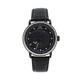 Rue Du Rhone Black Dial 87WA120010 Watch