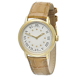 Rue Du Rhone White Dial 87WA120011 Watch
