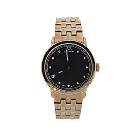 Rue Du Rhone Black Dial 87WA120017 Watch