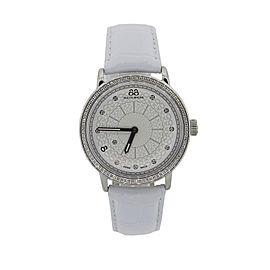 Rue Du Rhone White Dial 87WA120018 Watch