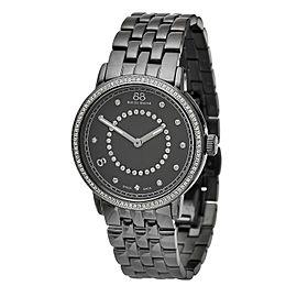 Rue Du Rhone Black Dial 87WA120023 Watch