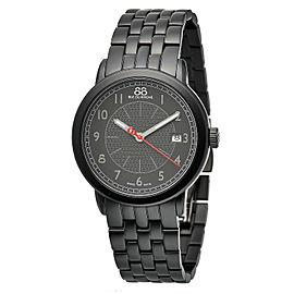 Rue Du Rhone Black Dial 87WA120025 Watch
