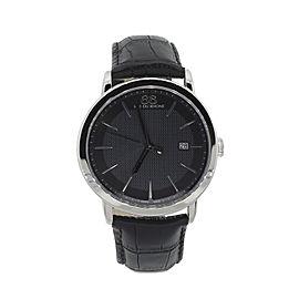 Rue Du Rhone Black Dial 87WA130010 Watch
