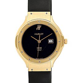 Hublot MDM Geneve Classic 18K Yellow Gold Ladies Watch 140.10.3