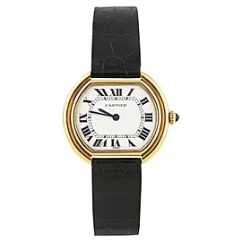 Cartier Ellipse 36mm Womens Vintage Watch