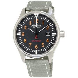 Alpina Startimer AL-240GN4S6 42mm Mens Watch