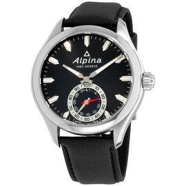 Alpina Horological Smartwatch AL-285BS5AQ6 44mm Mens Watch