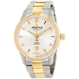 Alpina Alpiner AL-525S4E3B 42mm Mens Watch