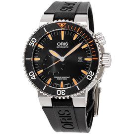 Oris Aquis 74377097184RS 46mm Mens Watch