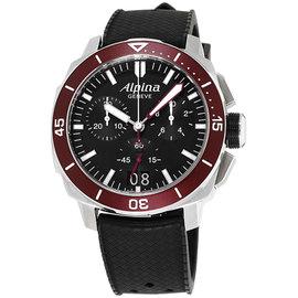 Alpina Seastrong AL372BLBBRG4V6 47mm Mens Watch