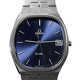 Omega De Ville ST 196.0215 / 396.0917 33mm x 34.5mm Mens Watch