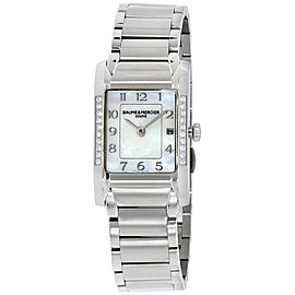 Baume & Mercier Hampton M0A10051 22mm Womens Watch
