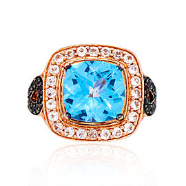 Le Vian Certified Pre-Owned Ocean Blue Topaz Ring