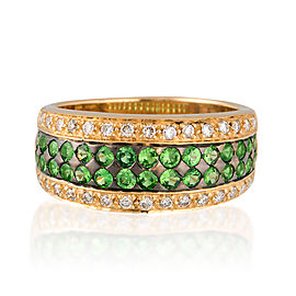 Le Vian Certified Pre-Owned Forest Green Tsavorite Ring