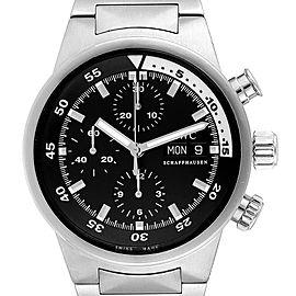 IWC Aquatimer Automatic Chronograph Day Date Mens Watch IW371928