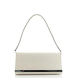 Louis Vuitton Sevigne Clutch Epi Leather