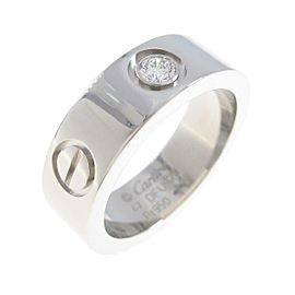 Cartier Platinum Love ring TkM-122