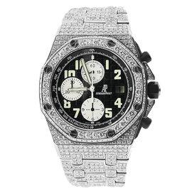 Audemars Piguet Royal Oak Offshore Diamond Watch
