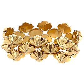 18 Karat Rose Gold Bracelet