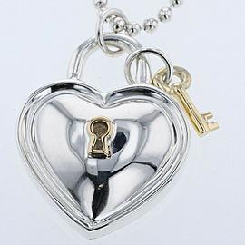 TIFFANY & Co Silver925 Necklace