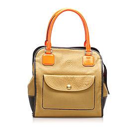 Alta Leather Tote Bag