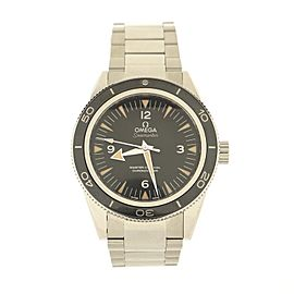 Omega Seamaster 300 Master Co-Axial Chronometer Automatic Watch Stainless Steel 41