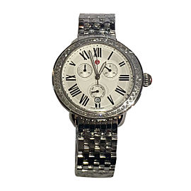 Michele Serein MWW21A000001 40mm Womens Watch