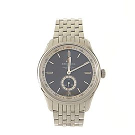 Breitling Premier Automatic Watch Stainless Steel 40
