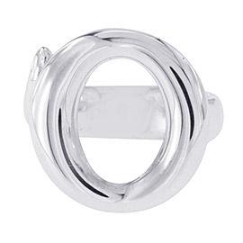 Tiffany & Co. Elsa Peretti 925 Sterling Silver Ring Size 5.5