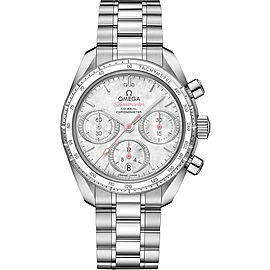 Omega Speedmaster Co-Axial Chronograph 38mm Ladies Watch